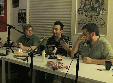 Reservoir Geeks Podcast circa 2009 with Josh Mazur (Now Founder of Full Queue Podcast Channel)
