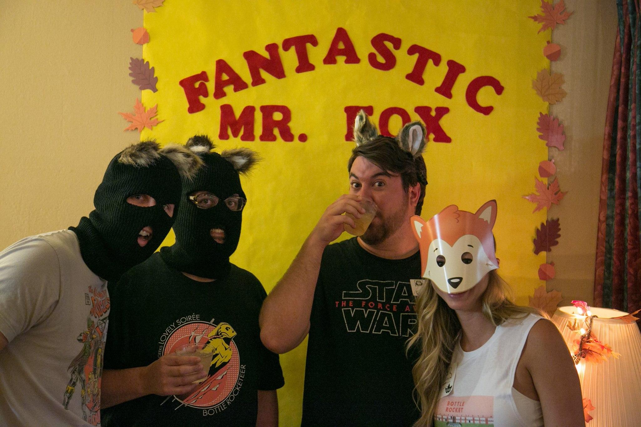 Fantastic Mr. Fox Room   Photo Credit  Sam Dub