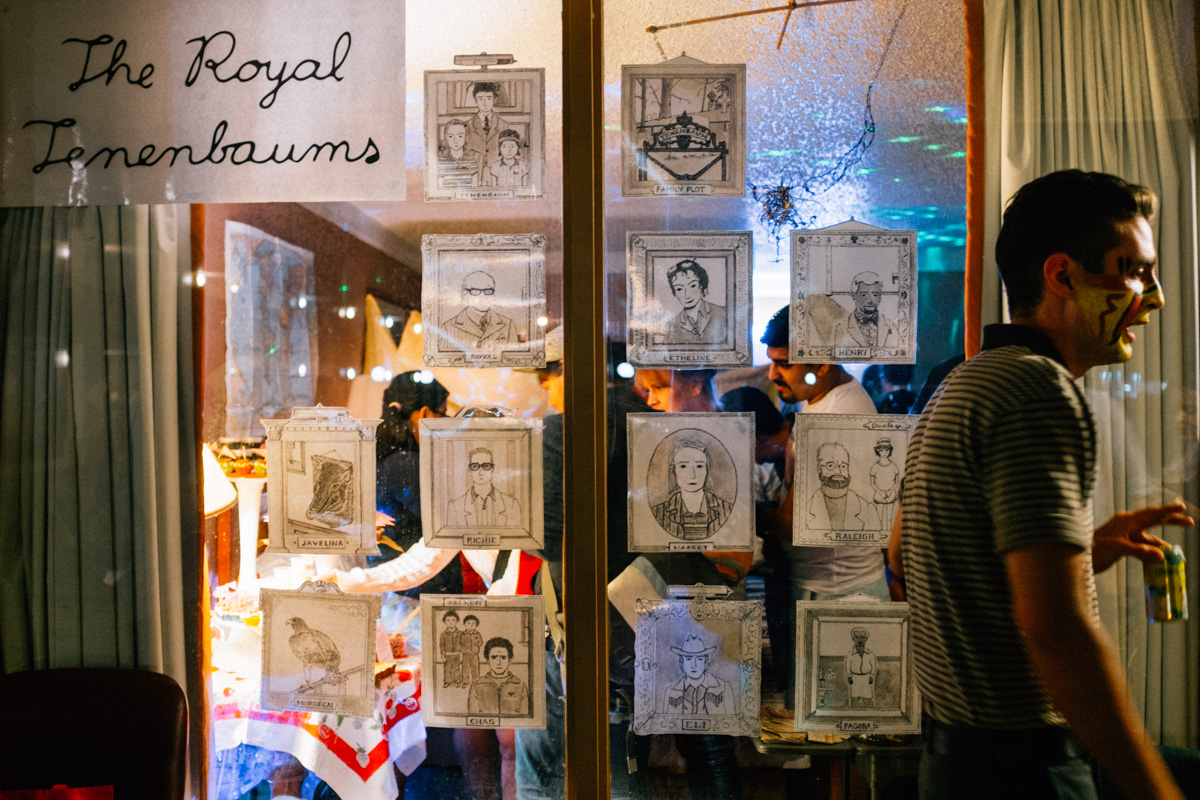 Royal Tenenbaums Room   Photo Credit   Ryan Augustynowicz