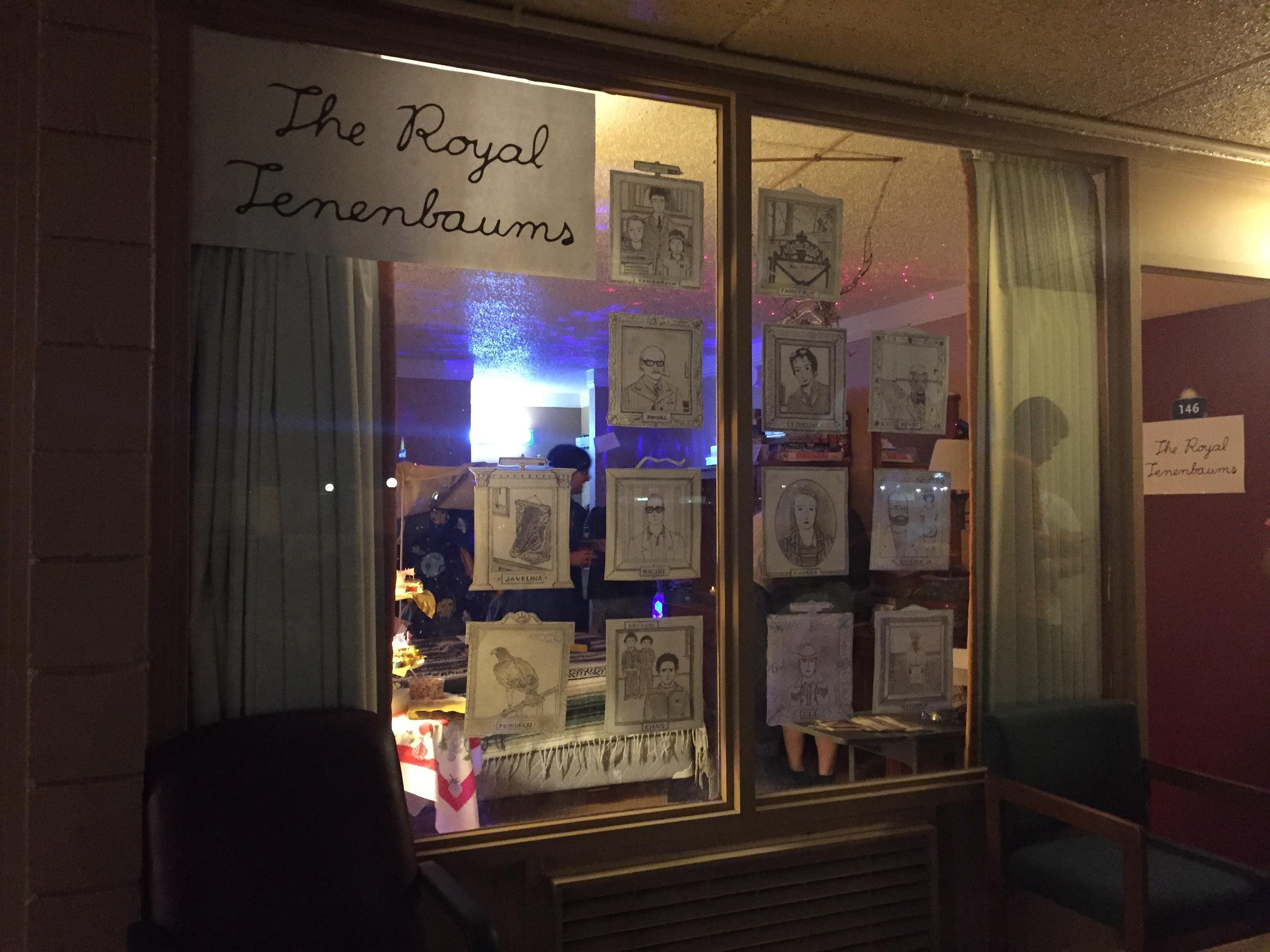 Royal Tenenbaums Room   Photo Credit   Megan Charters