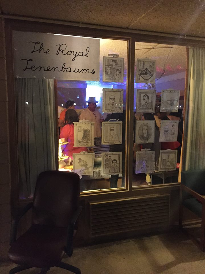 Royal Tenenbaums Room   Photo Credit   Bradley Fack