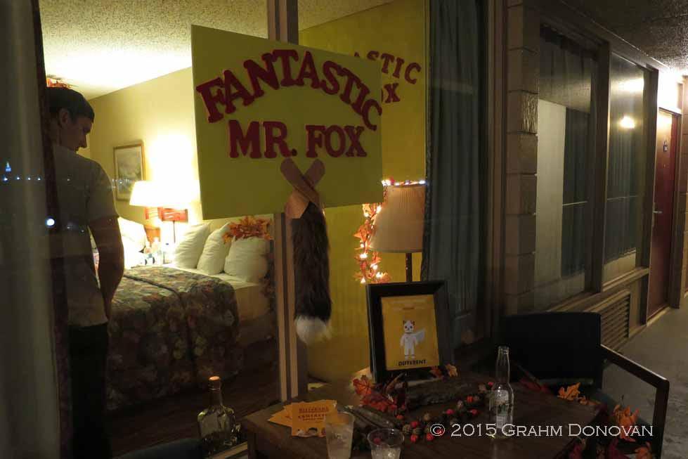 Fantastic Mr. Fox Room   Photo Credit   Grahm Donovan