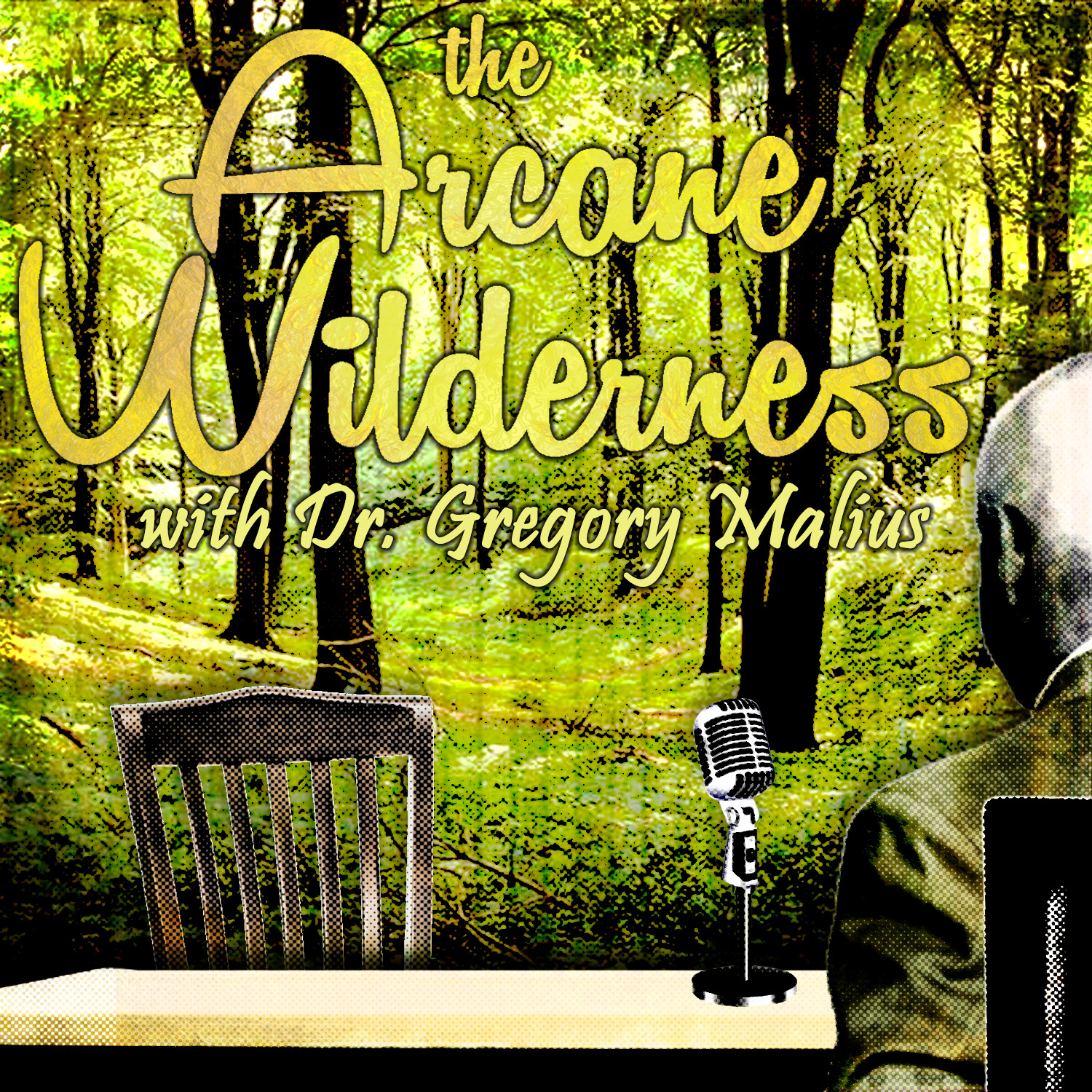 Dr. Gregory Malius ventures into the wilderness to have a chat with cryptids known and unknown.  MATURE CONTENT