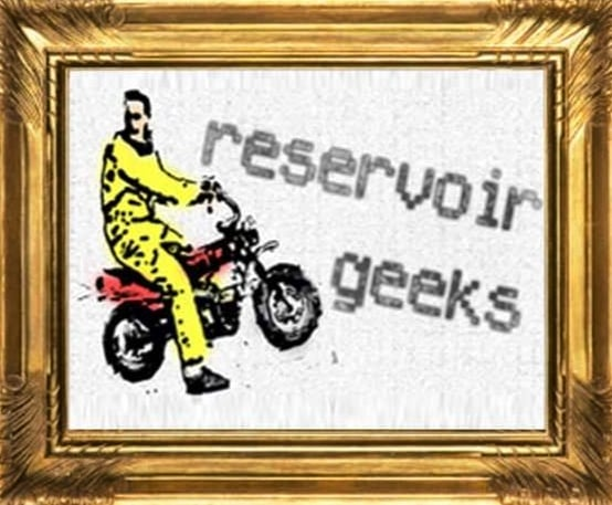 """You wanna do a podcast?"" With that question on March 3, 2009, Reservoir Geeks was born.  Thank you all for the support and love over these past 10 years!!! Reservoir Geeks would be nothing without you guys!!! XOXO  #10Years #ReservoirGeeks"