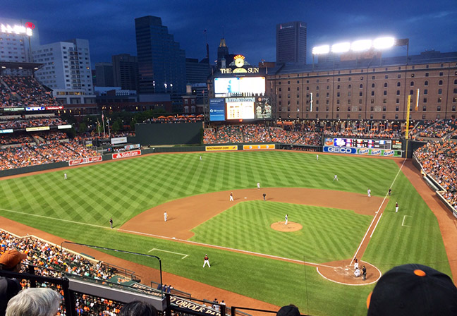 Baltimore Orioles - Oriole Park at Camden Yards