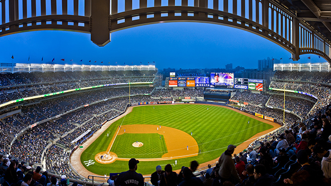New York Yankees - New Yankee Stadium
