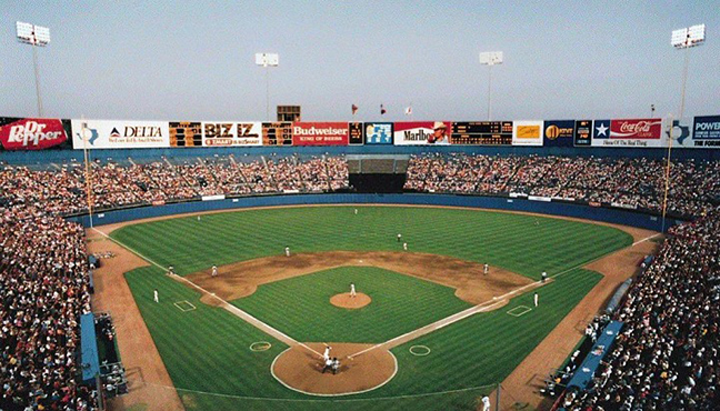 Texas Rangers - Arlington Stadium (*defunct)