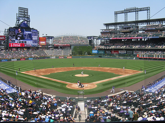Colorado Rockies - Coors Field