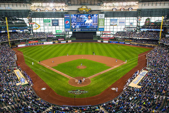 Milwaukee Brewers - Miller Park