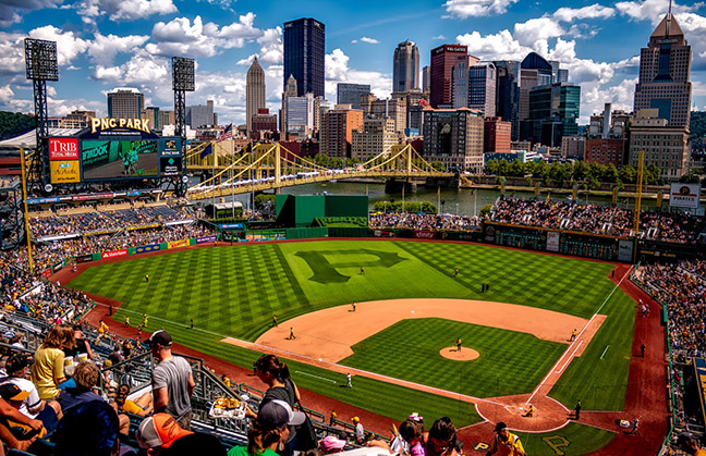 Pittsburgh Pirates - PNC Park