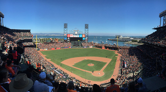 San Francisco Giants - Oracle Park