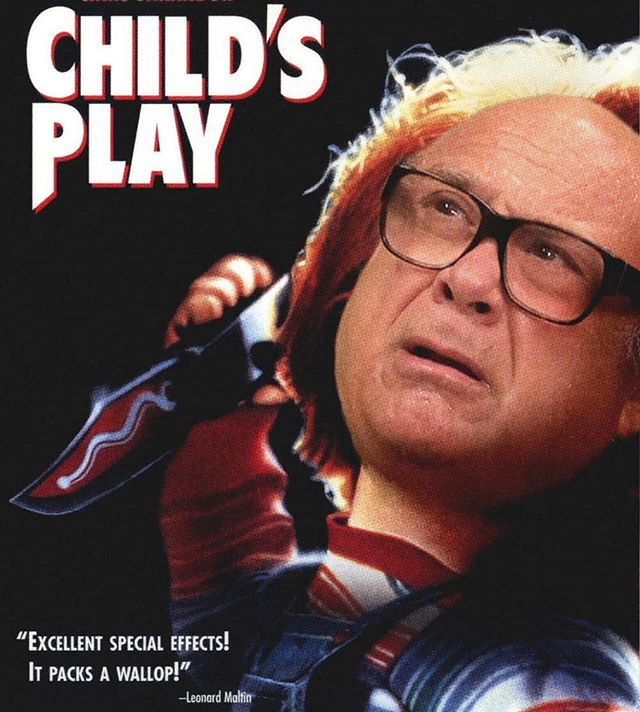 Who better than Danny DeVito? Check out our pitch for a Child's Play Remake on Prequel.Sequel.Reboot.Remake. wherever you enjoy your podcasts from or checkout the LINK IN BIO. Also, please rate and subscribe, we'd really appreciate it! ... #ChildsPlay #Podcast #Remake #PSRR #DannyDeVito