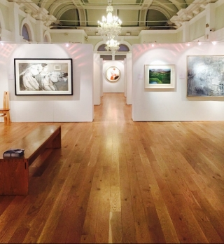 New Light Prize Exhibition 2015  has moved to the Mercer Gallery, over 60 works by the North's best artists on show until 12 June 2016, be sure to go and check it out.