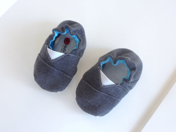 Handmade Baby Shoes, Handmade Shoes, Baby Shoes, Toms, Etsy, Eco-Friendly
