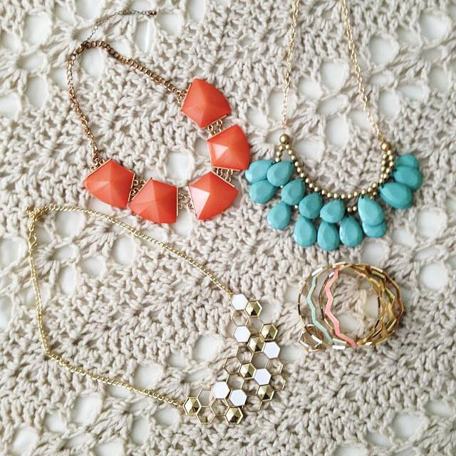 urban peach jewelry
