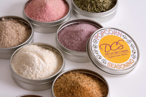 Dell Cove Spices Moody Sisters Earth Day Guide