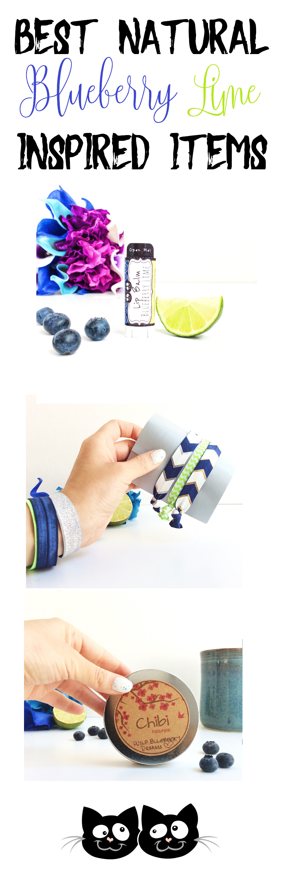 Moody Sisters Blueberry Lime Top Product Picks