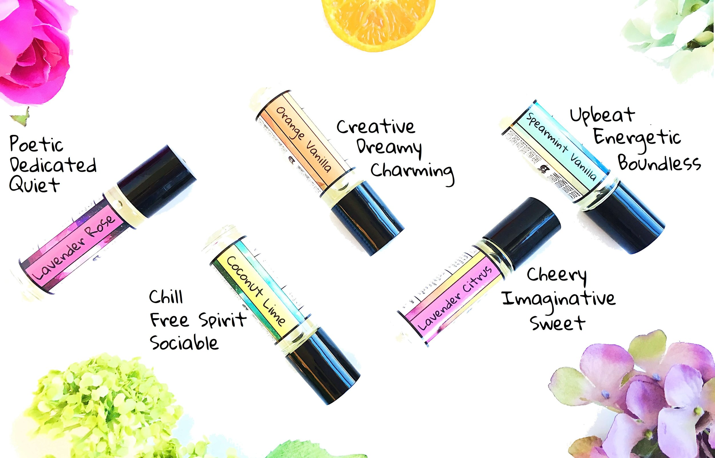 What scent are you? - Read More...