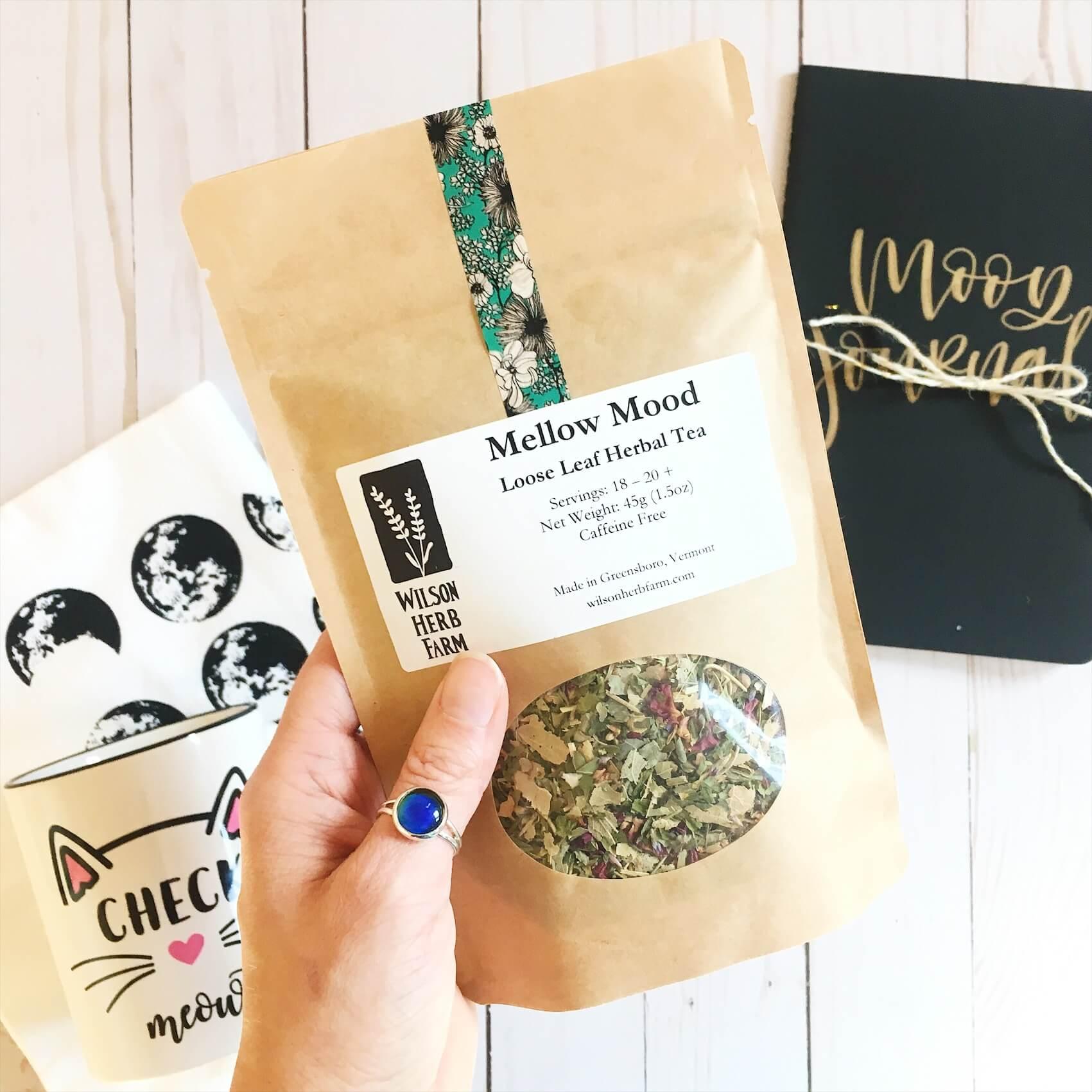 mood herbal loose tea