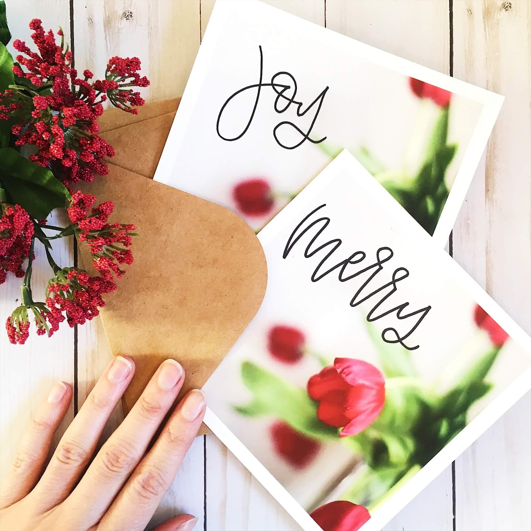 K Creatives Hand Lettering Gift Guide