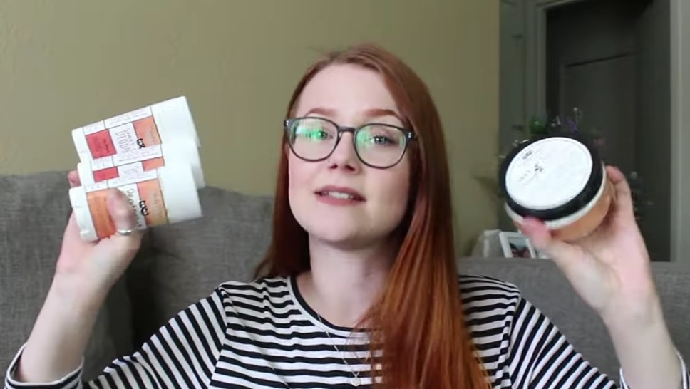 Sarah Hawkinson reviews deodorant