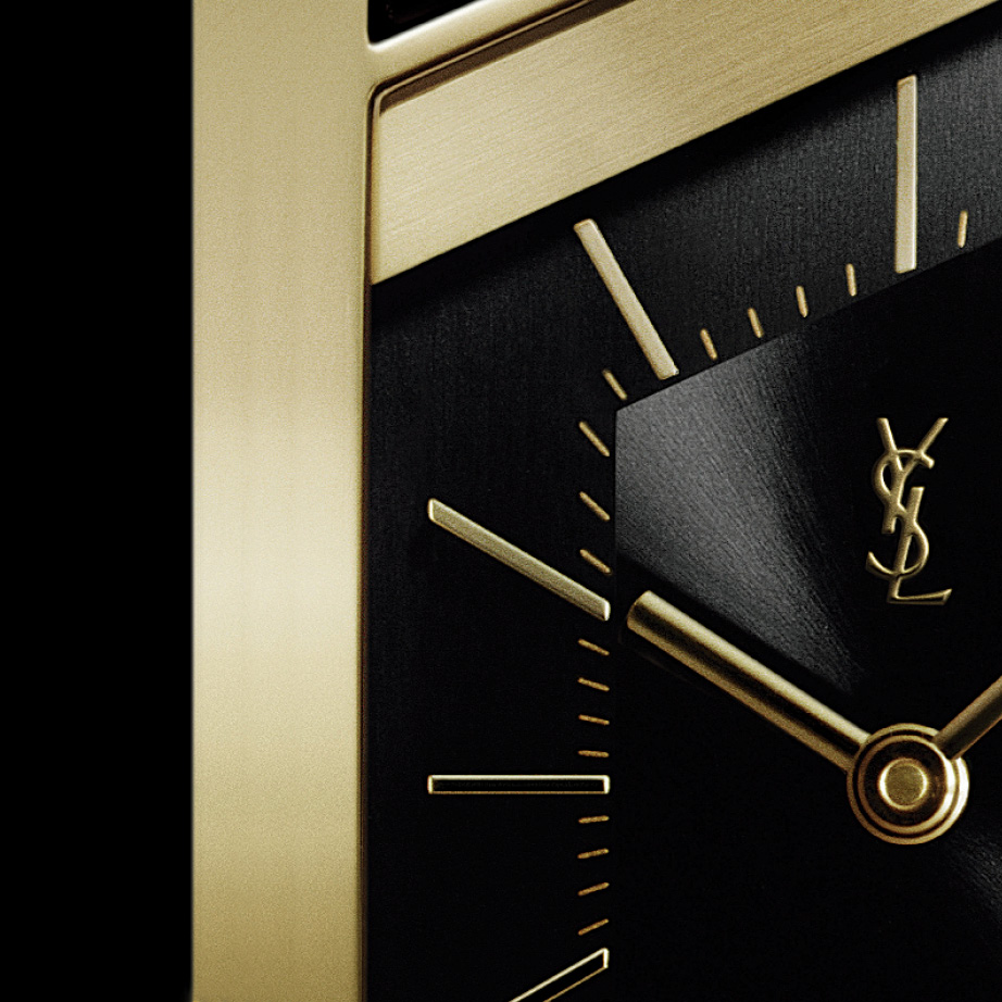 Yves Saint Laurent Watch Collection by Tom Ford