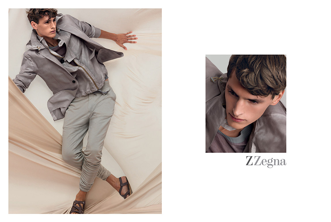 Z Zegna Advertising Campaigns