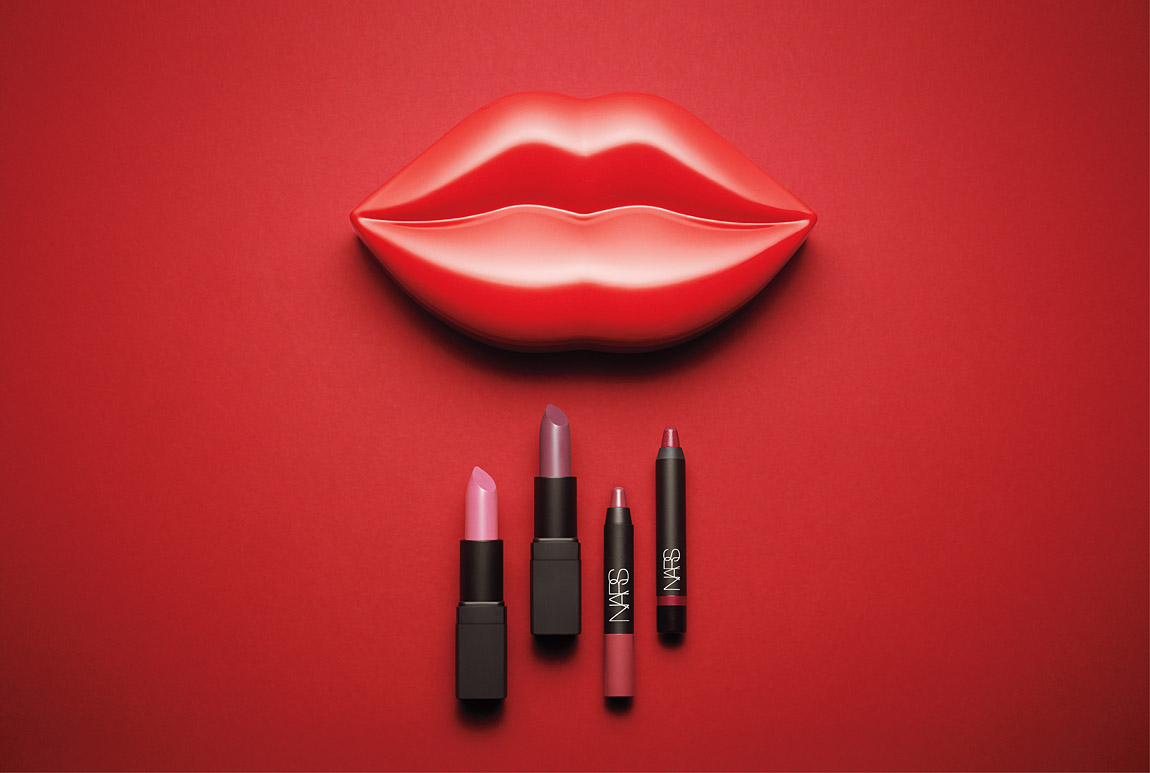 NARS Guy Bourdin Holiday Collection Packaging & Campaign