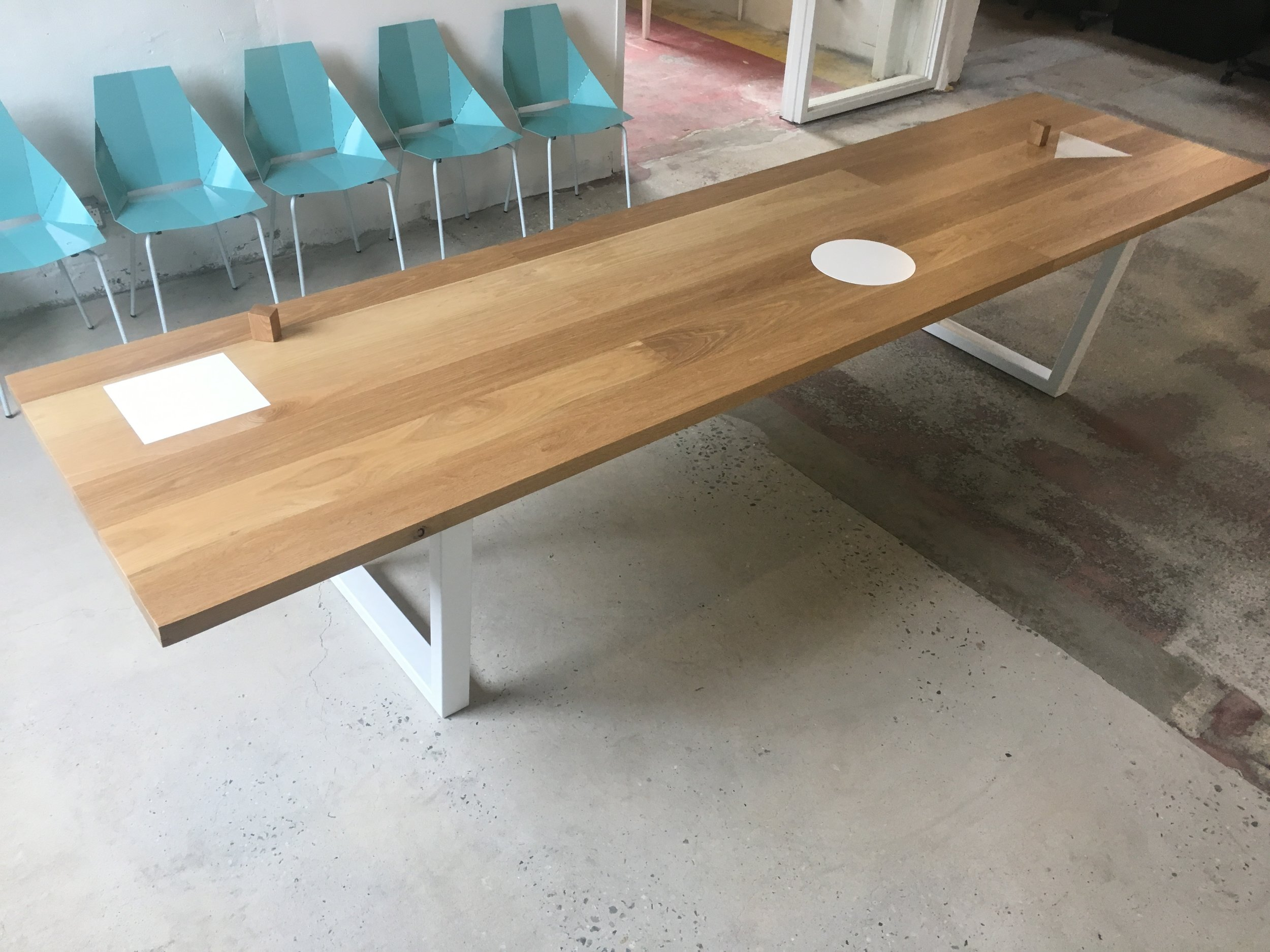 Mini Cooper A/D/O Conference Table