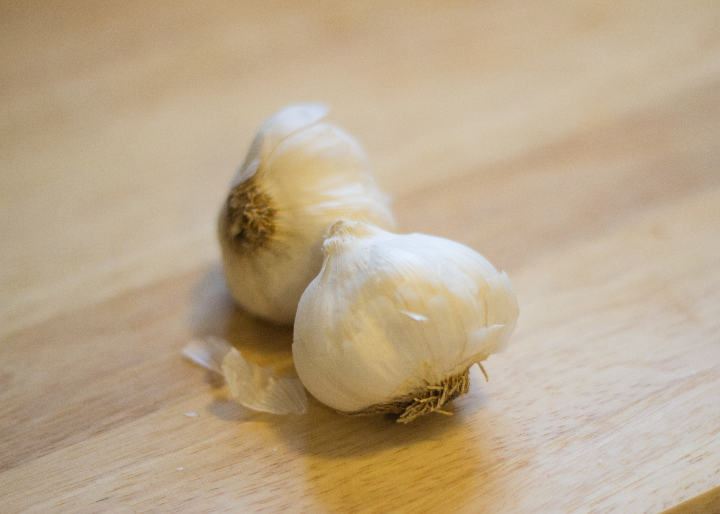 Garlic, always have garlic on hand