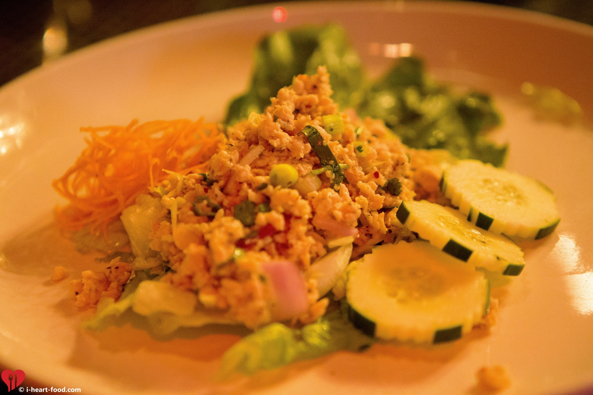 Larb Gai (Chicken)