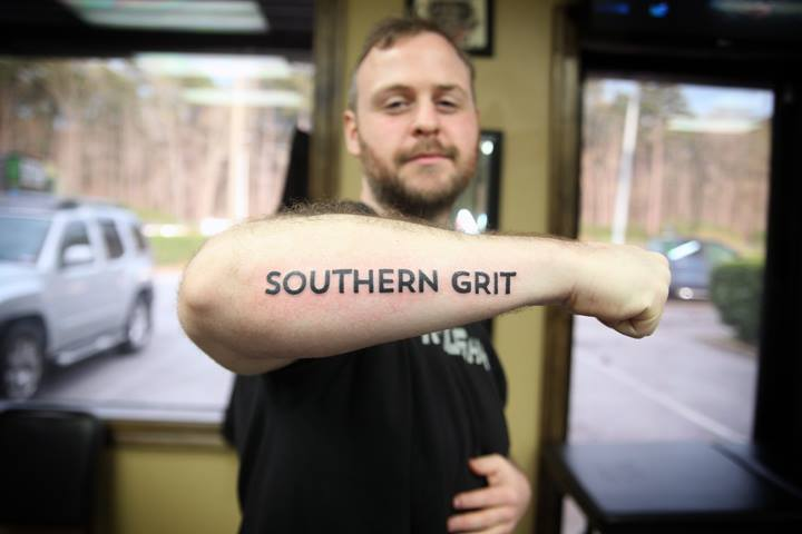"""Joshua """"Fitz"""" Fitzwater of Southern Grit"""