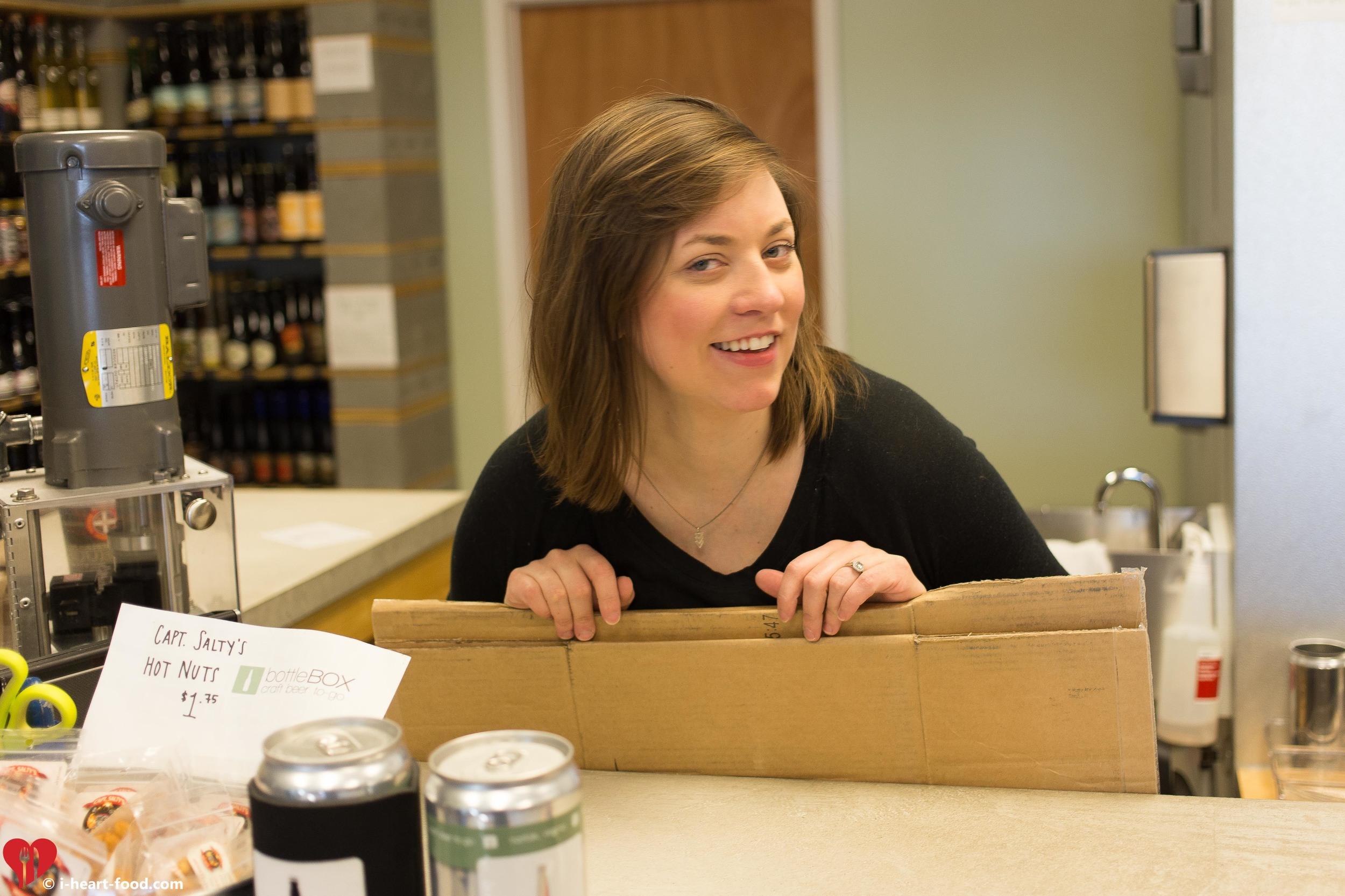 Fannie at bottleBOX