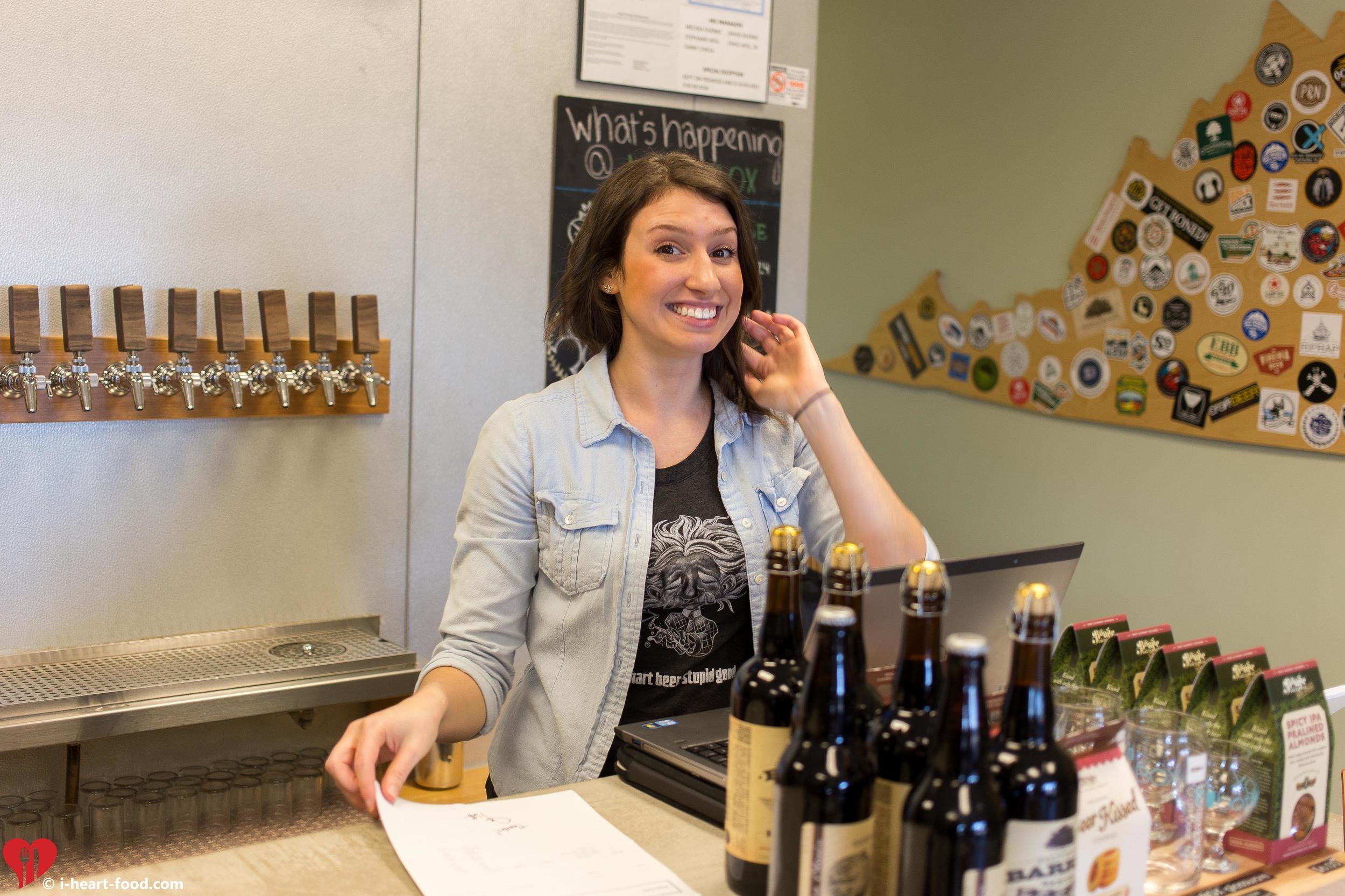 Melissa at bottleBOX