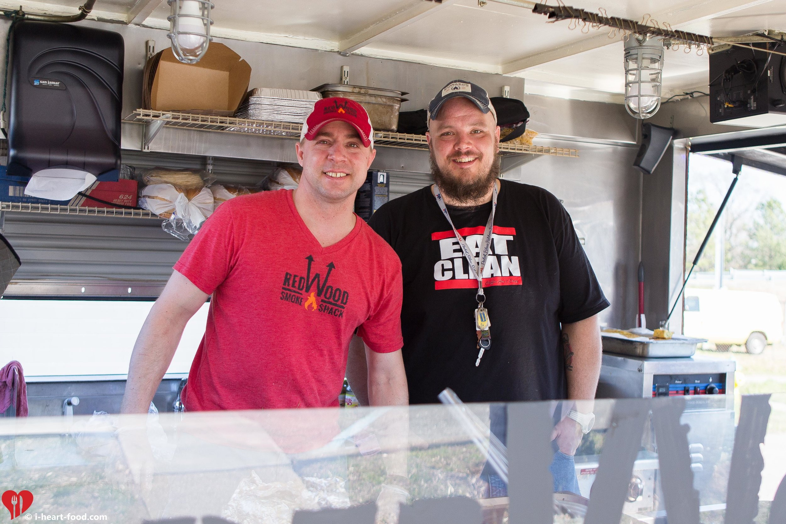 Bob Roberts (owner) was visited by  HomeGrown 's chef Nic Hagen