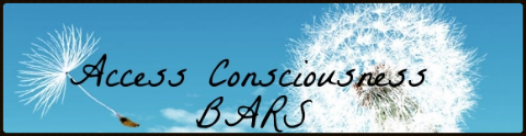 Access Consciosness BARS