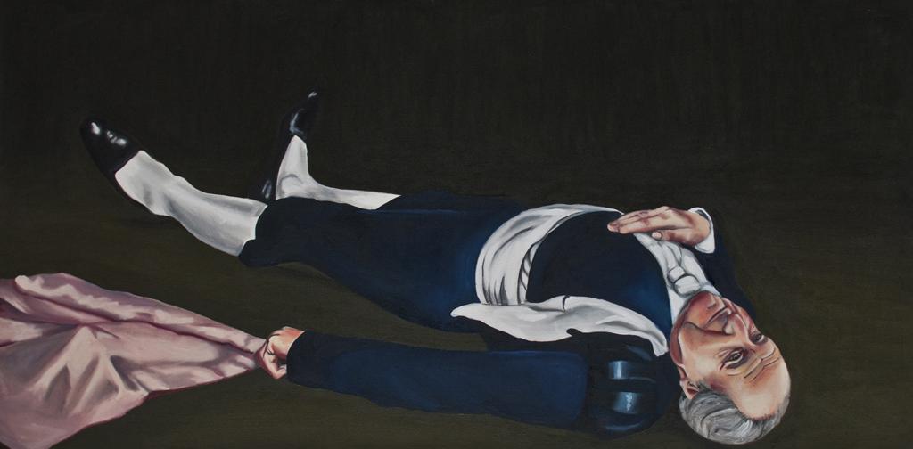 Dead Madoff as Matador