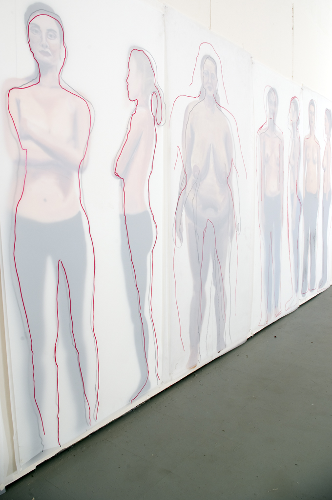 Installation, Body images
