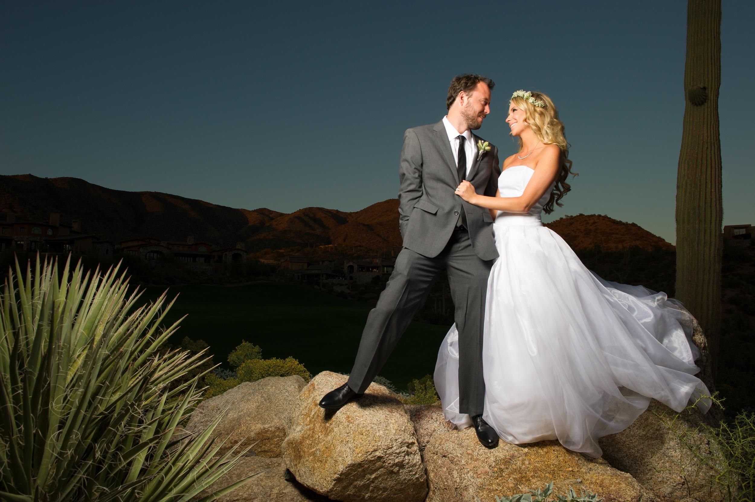 Kaylee and David