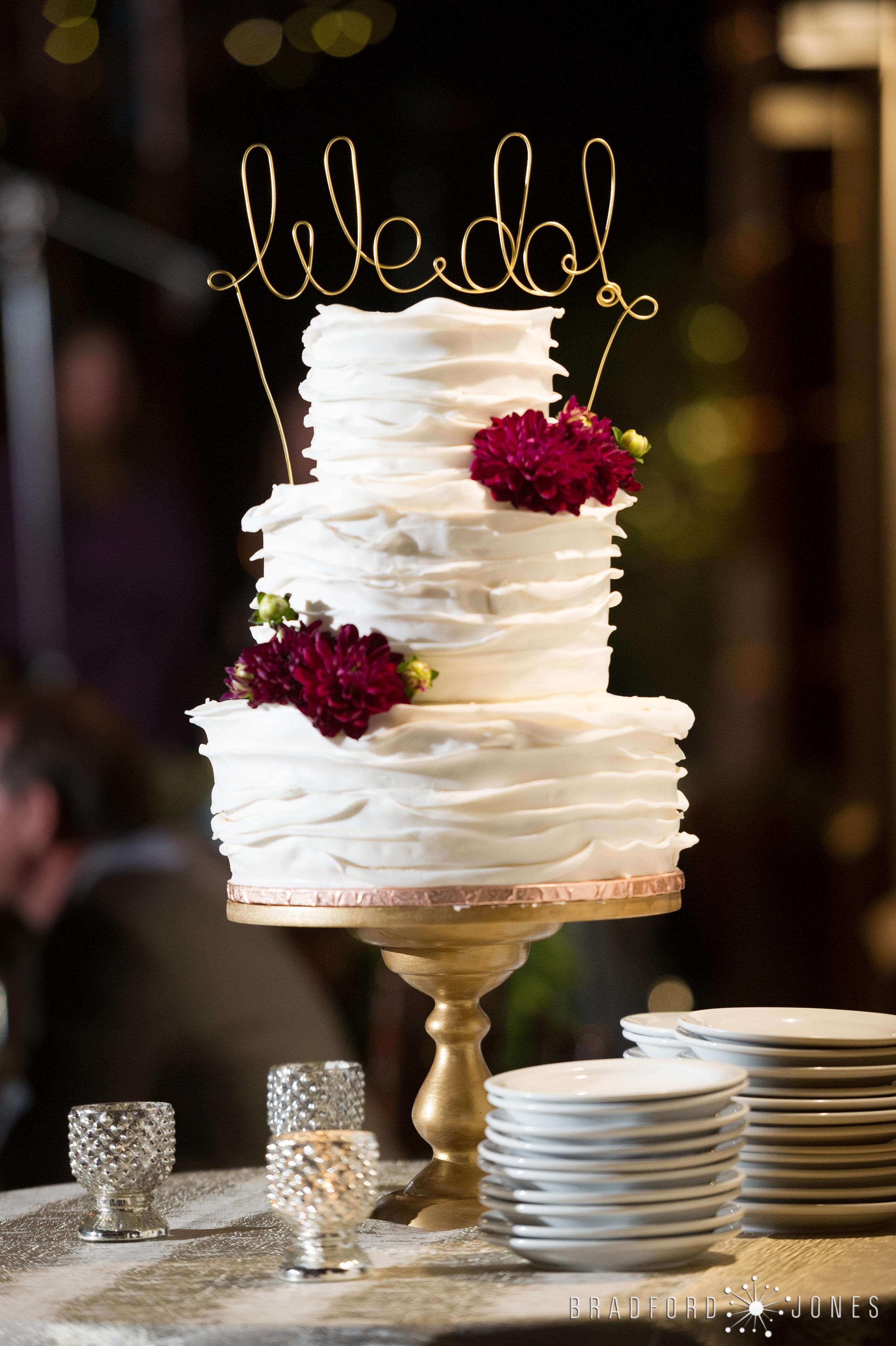 Scottsdale Wedding Cake