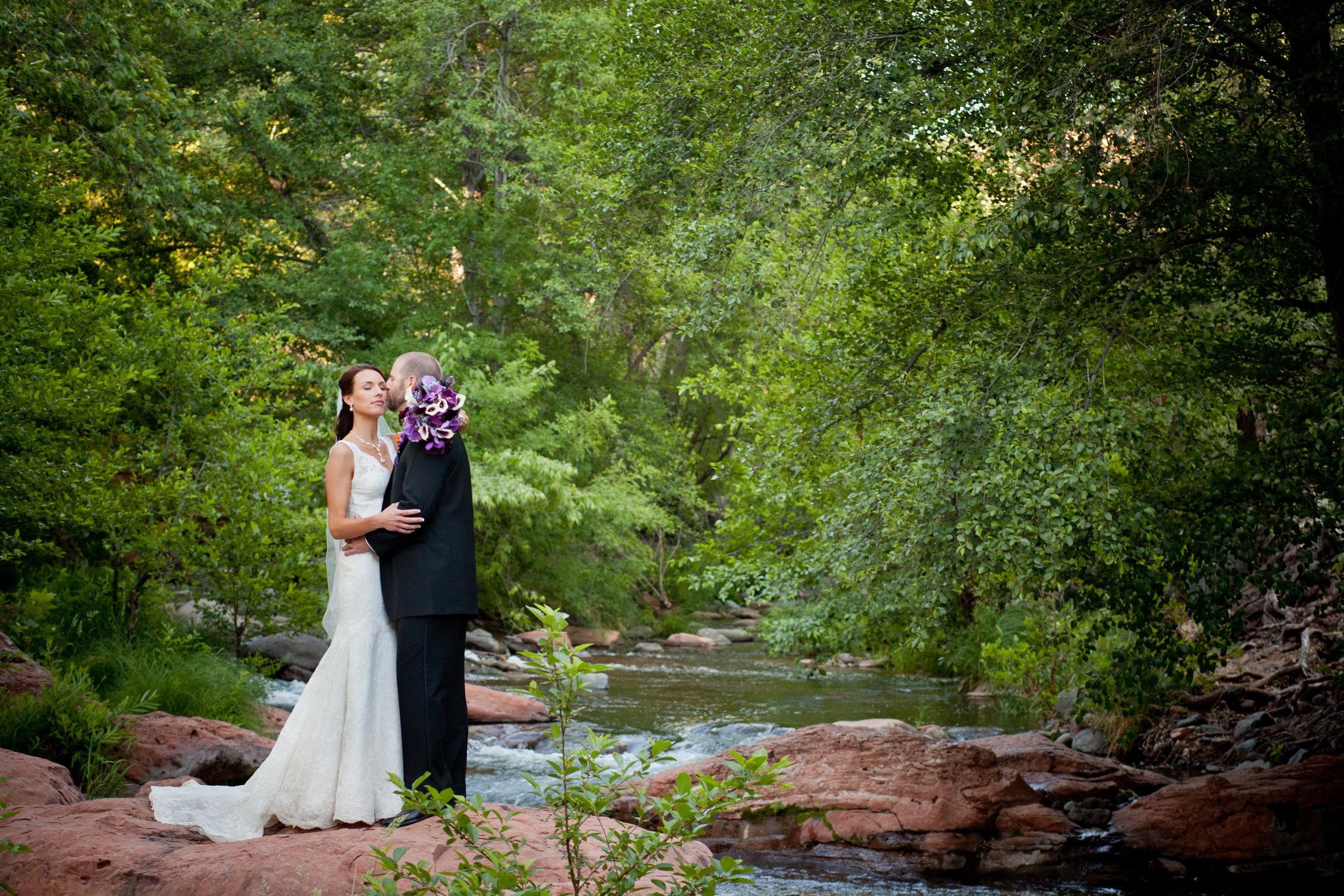 Sedona Wedding Sip and Twirl