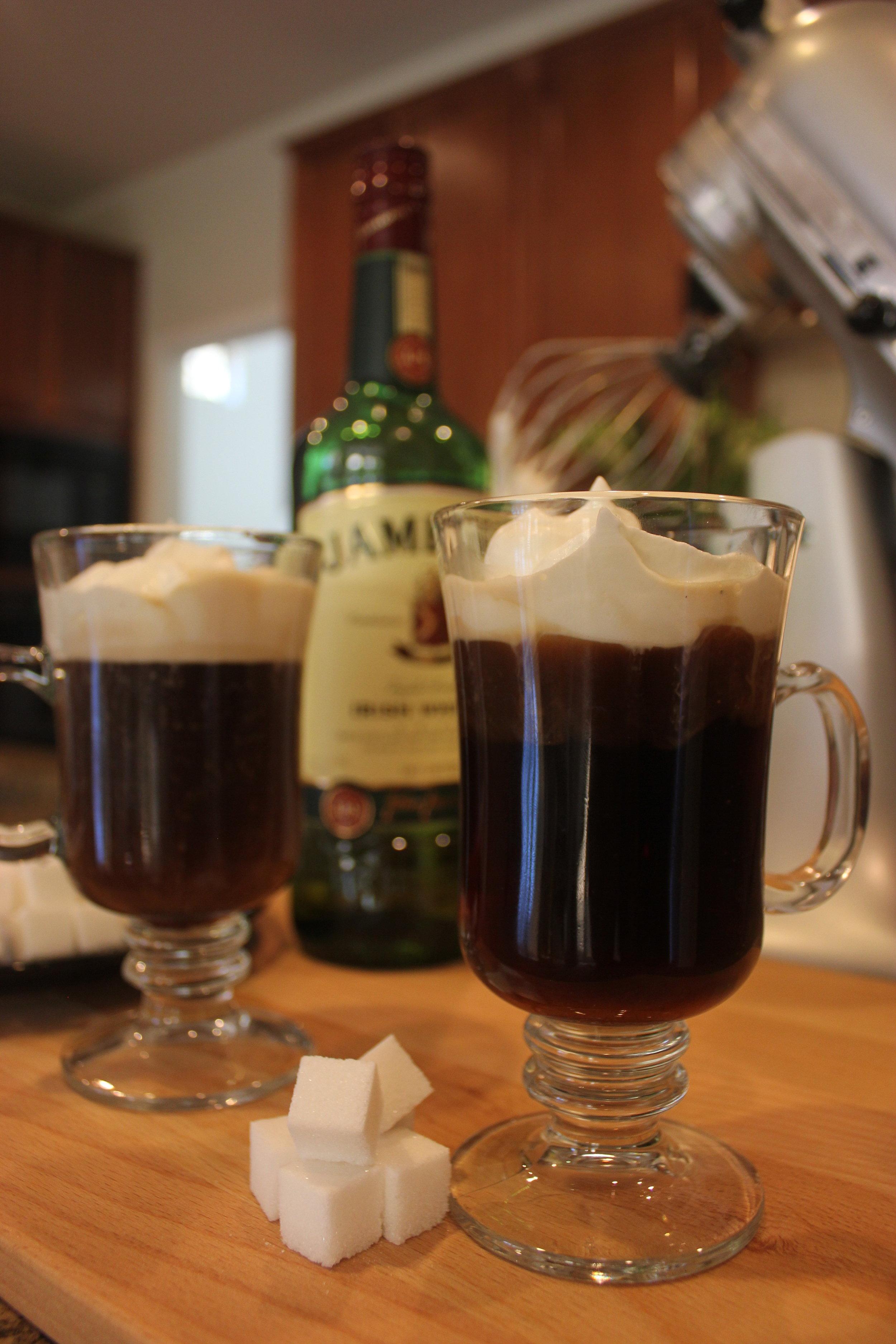 Two Irish Coffees