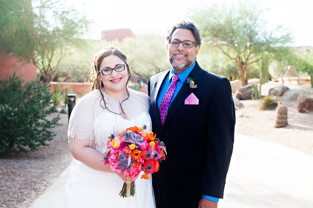 Father Bride Daughter