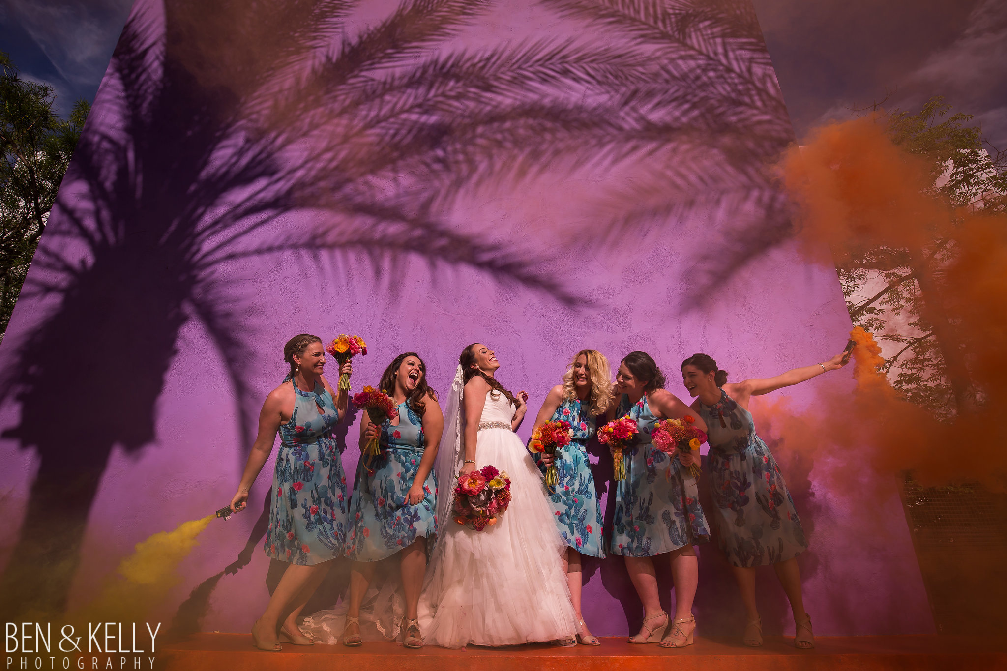 Photos of Allison & Adam's Wedding by Ben & Kelly Photography