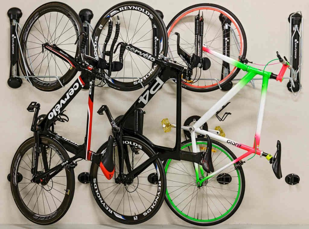 Steady Rack Bike Storage