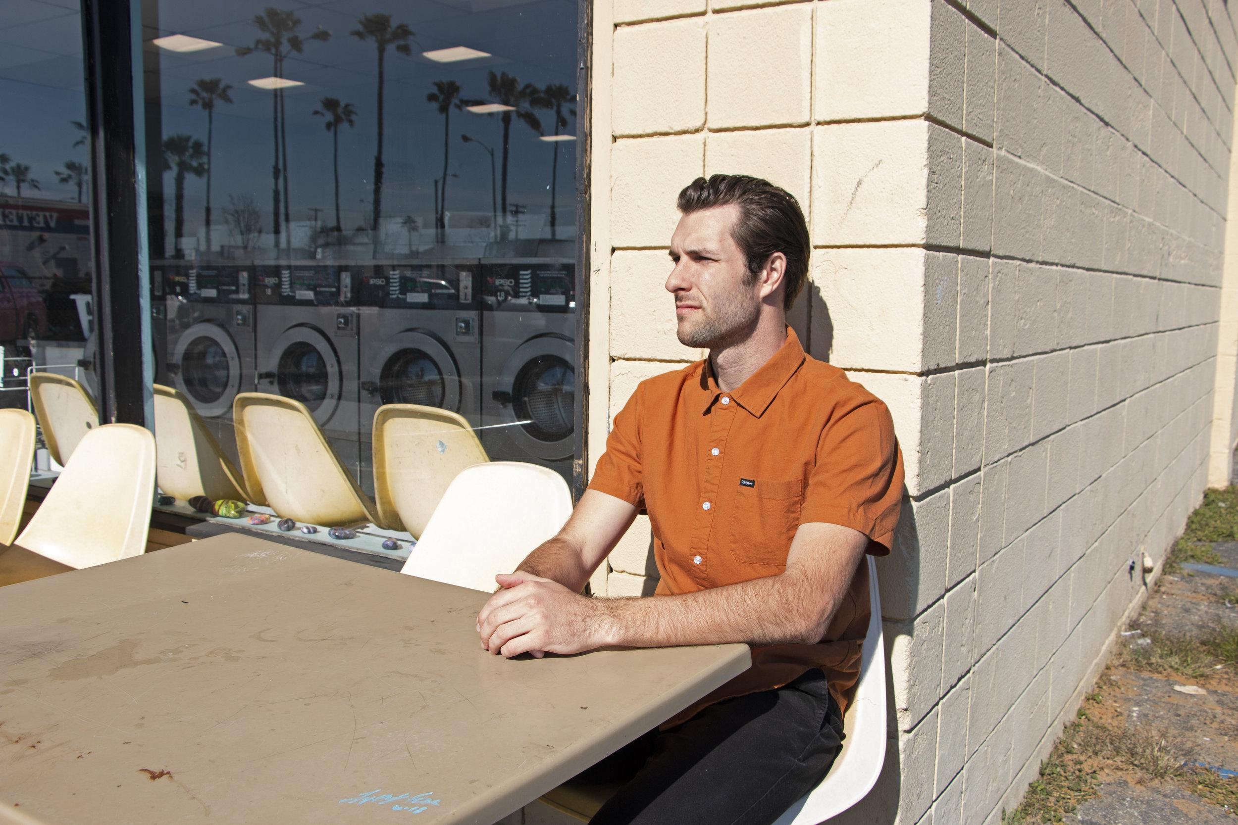 Josh_Orange Button Up_Laundry_4.jpg