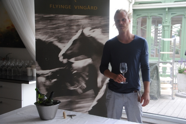 Gustav från Flyinge Vingård