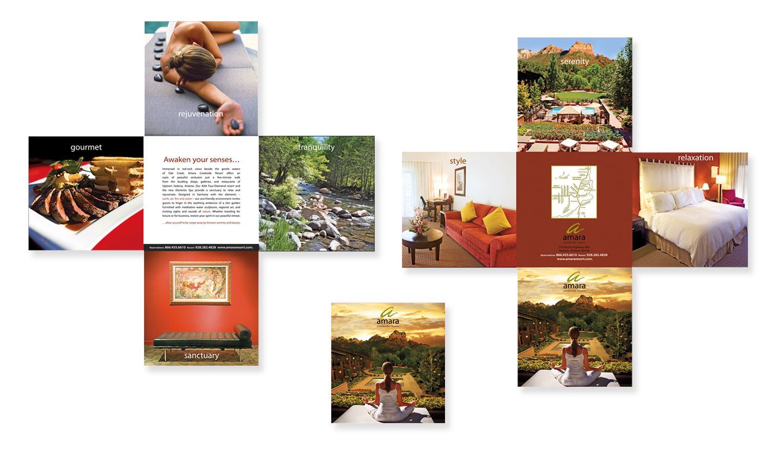 Amara Resort brochure
