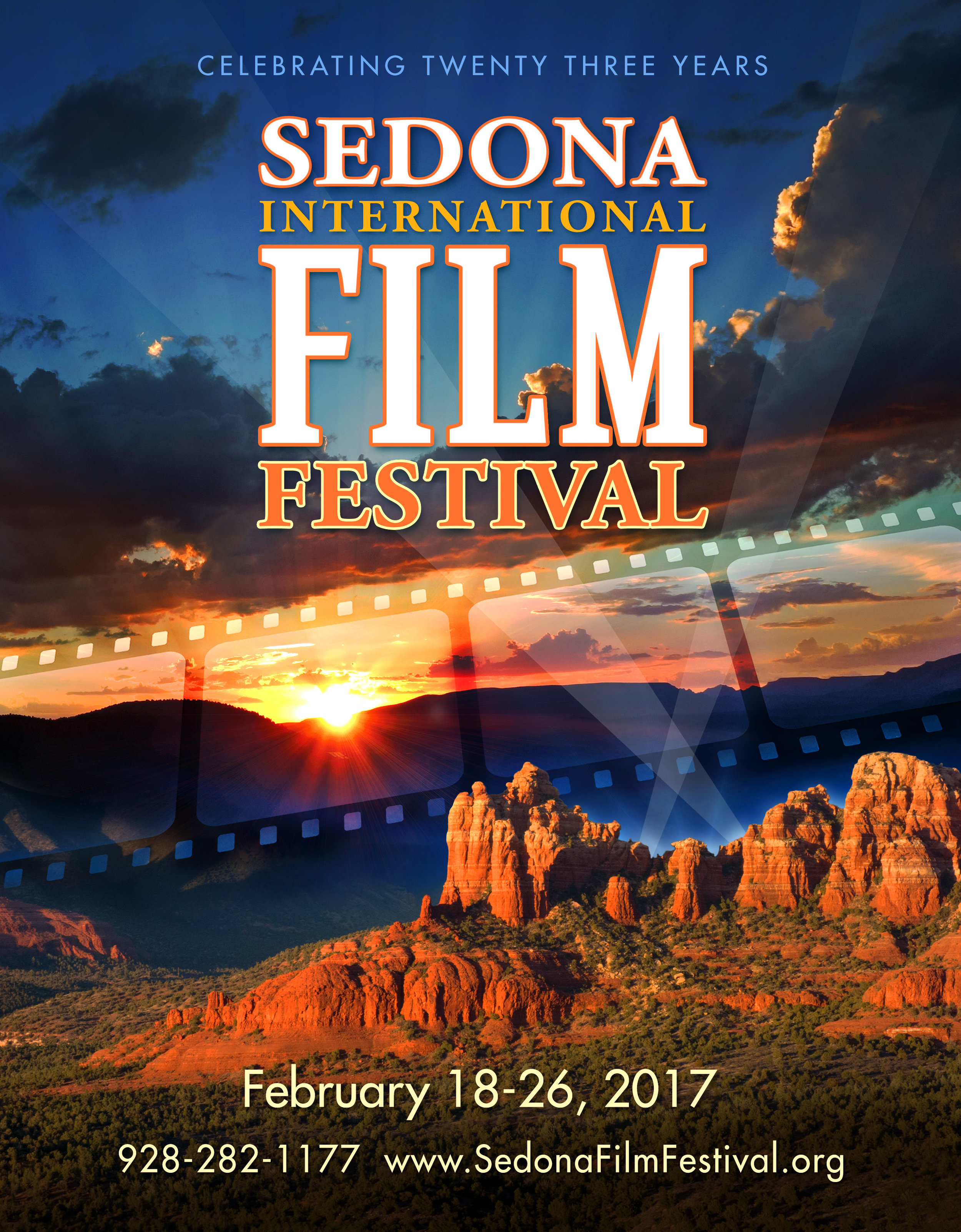 Sedona International Film Festival Poster 2017