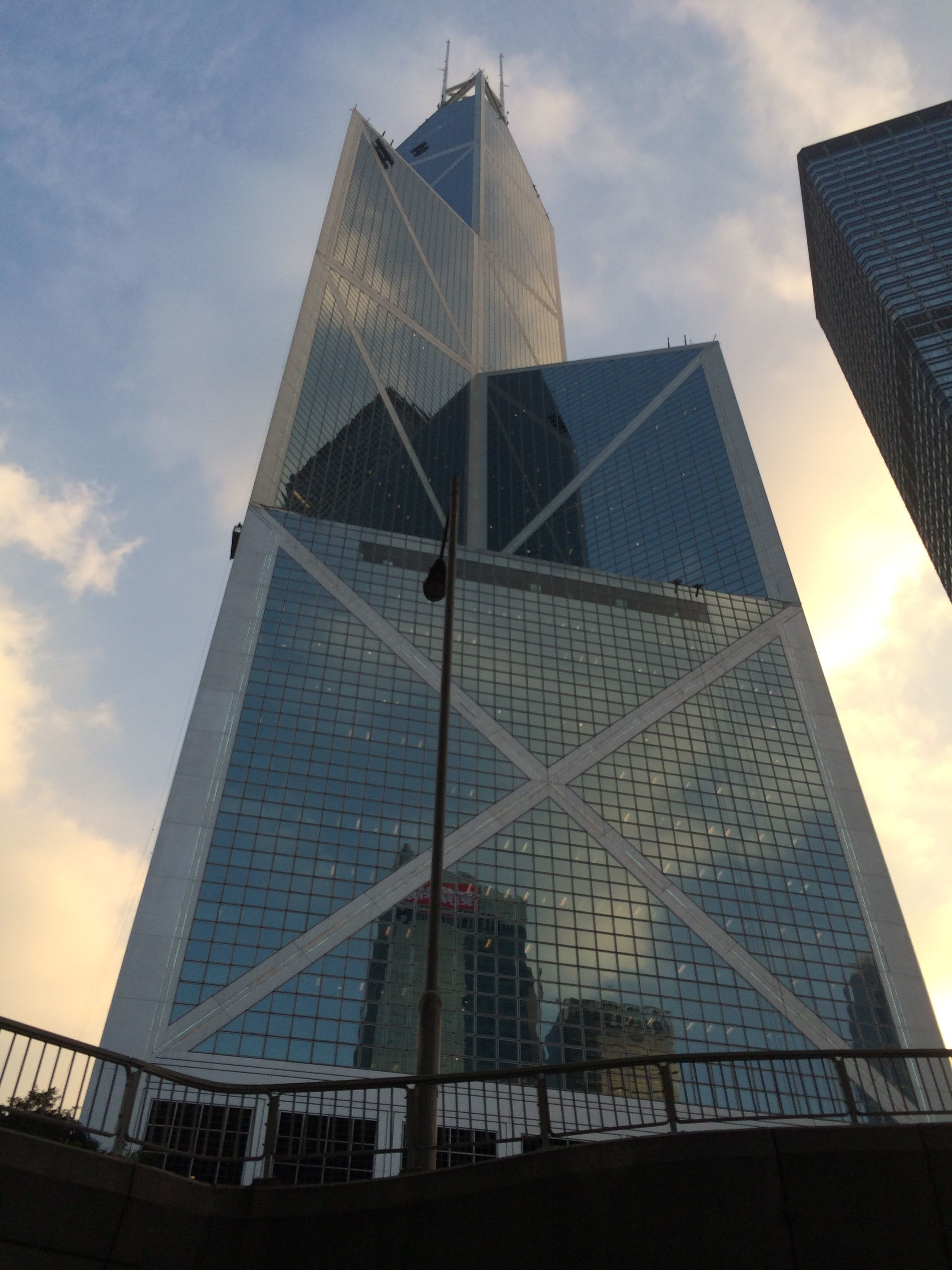 Bank of China Building (I.M. Pei)